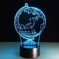فایل لیزری بالبینگ سه بعدی کره زمین