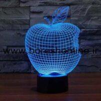 فایل لیزری بالبینگ سه بعدی سیب