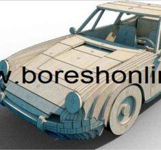maket mashin porche-911-1964
