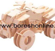 maket motor 4 charkh