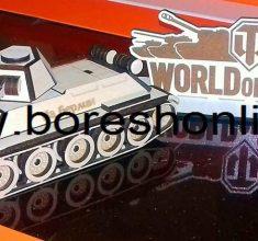 maket tank t34