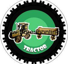 maket traktor v oloofe bar