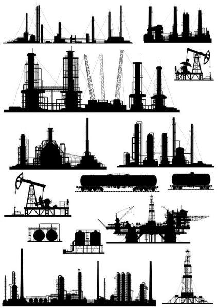 فایل کالکشن شرکت نفت