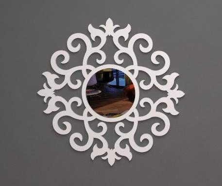 فایل قاب آینه دایره ای 2