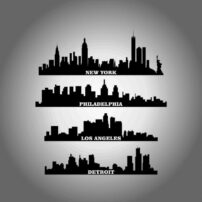فایل کالکشن شهرها