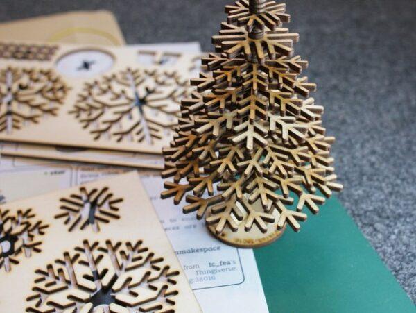 فایل ماکت درخت 4