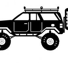vector mashin patrol