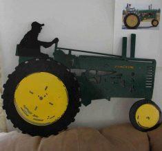 vector traktor