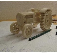maket traktor