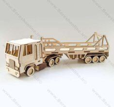 maket kamioon 18 chrakh ziba