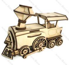 maket lokomotiv ghadimi